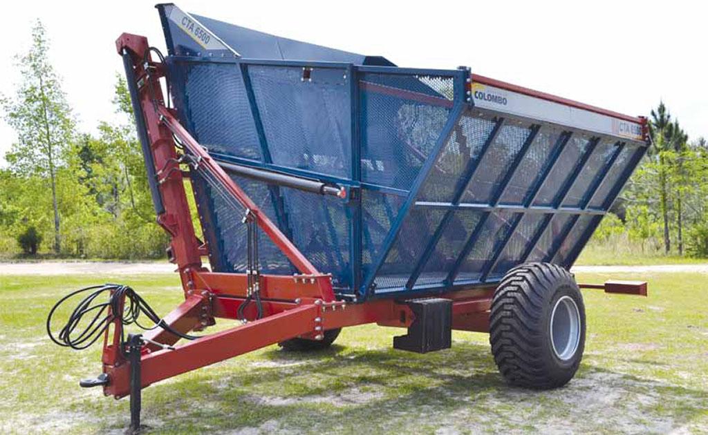 Dump Cart CTA 6500